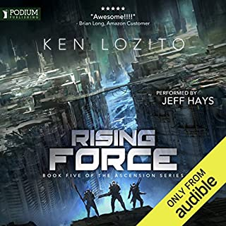 Rising Force cover art