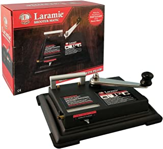 Laramie Shoot O Matic Heavy Duty Metal Cigarette Machine (Does Both King Size and 100mm Tubes)