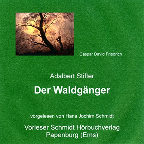 Der Waldgänger audiobook cover art
