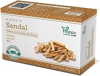 Happy Herbal Care Sandal Natural Soap 75G