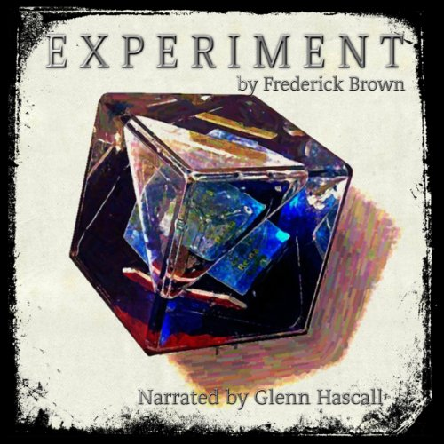 Experiment audiobook cover art