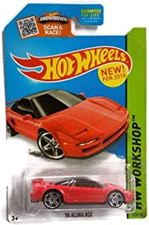 Hot Wheels '90 Acura NSX HW Workshop 2015 HW Garage 218/250