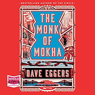 The Monk of Mokha cover art