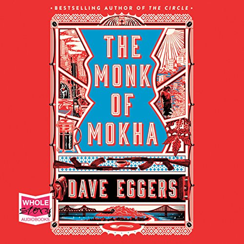 The Monk of Mokha cover art