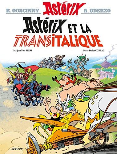 asterix et la transitalique carrefour