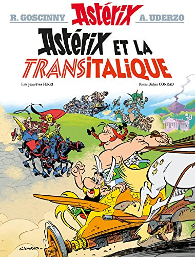 ASTERIX ET LA TRANSITALIQ