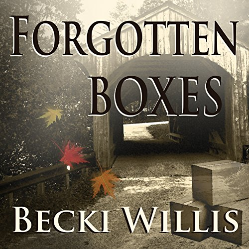 Forgotten Boxes audiobook cover art