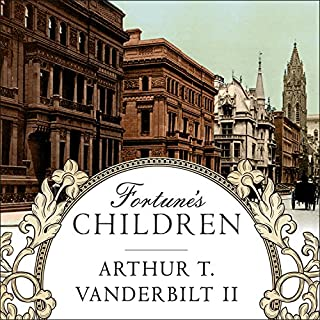 Fortune's Children audiobook cover art