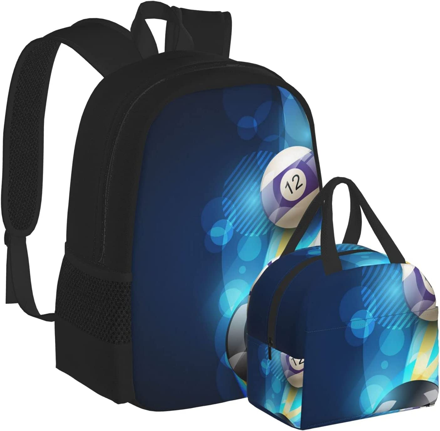 Billiard Pool Balls Special Campaign Snooker Contest Schoolbag Free shipping For Middl Backpack