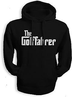 net-shirts Golffahrer Hoodie Kapuzenpullover Auto Tuning Wolfsburg Golf
