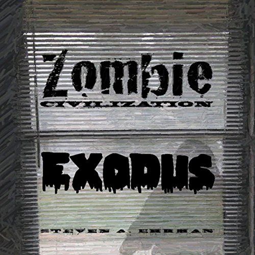 Couverture de Zombie Civilization: Exodus