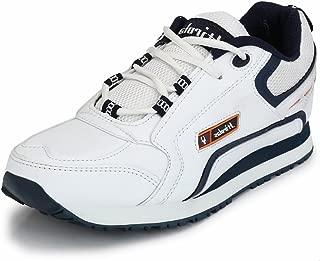 Hirolas Multisport Sneaker Shoes (7 UK/India (41 EU), White)