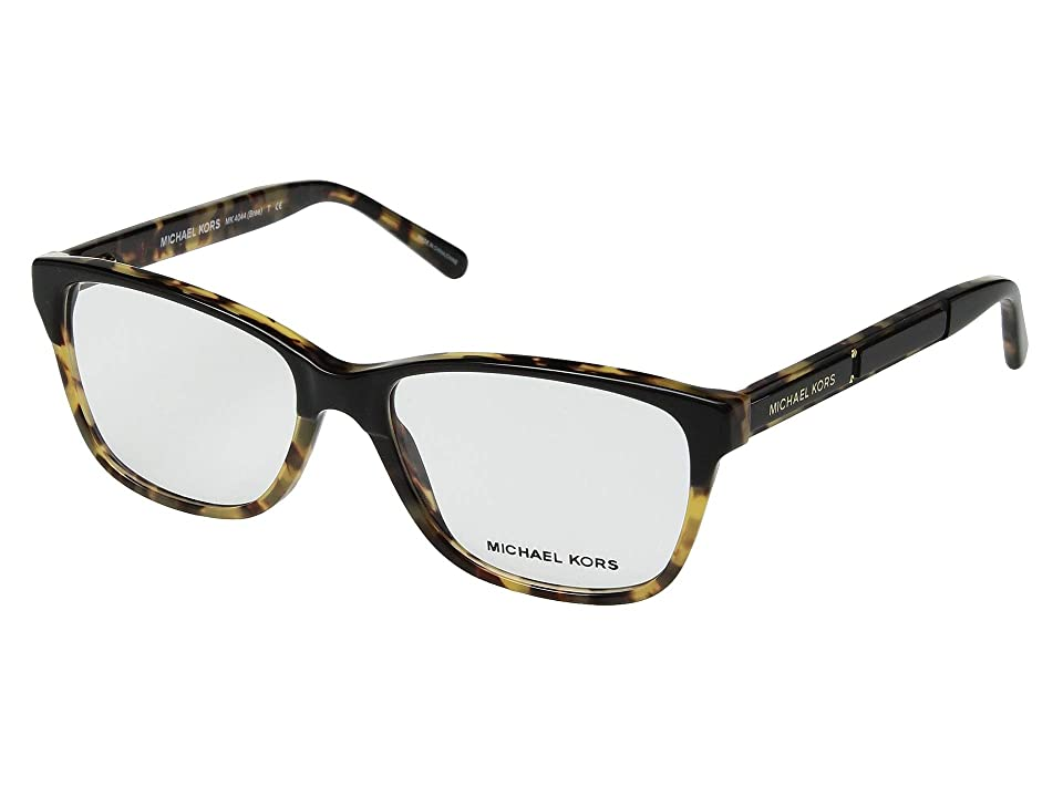Michael Kors 0MK4044 (Black Tortoise) Fashion Sunglasses