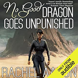 No Good Dragon Goes Unpunished     Heartstrikers, Book 3              Written by:                                                                                                                                 Rachel Aaron                               Narrated by:                                                                                                                                 Vikas Adam                      Length: 18 hrs and 51 mins     14 ratings     Overall 4.7