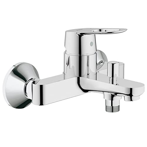 GROHE Mitigeur Bain/Douche Bauloop 23341000, Argent (Import Allemagne)