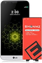 LG G5 Battery [Upgraded] 3200mAh SHENMZ Li-ion Battery Replacement for LG G5 BL-42D1F VS987 Verizon,H820 at&T, LS992 Sprint,H830 T-Mobile, US992,H845 Dual H850 H858 Spare Battery(24 Month Warranty)