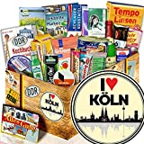 I love Köln / Geschenk Köln Freundin / DDR Geschenkkorb