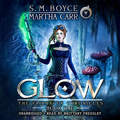 Glow: The Revelations of Oriceran     The Fairhaven Chronicles, Book 1              By:                                                                                                                                 S. M. Boyce,                                                                                        Michael Anderle,                                                                                        Martha Carr                               Narrated by:                                                                                                                                 Brittany Pressley                      Length: 6 hrs and 12 mins     32 ratings     Overall 4.4