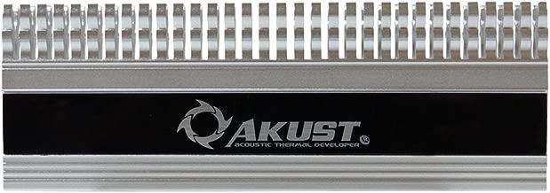 Akust Aluminum Flame Memory Heat Spreader Ramsink Silver