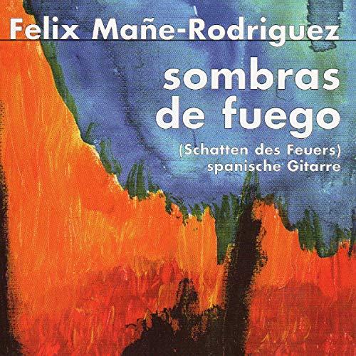 Sombras De Fuego- Schatten des Feuers, spanische Gitarre