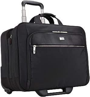 Case Logic 3200943 17-inch Checkpoint Friendly Rolling Laptop Case, 17.9 x 10.6 x 14.8, Black