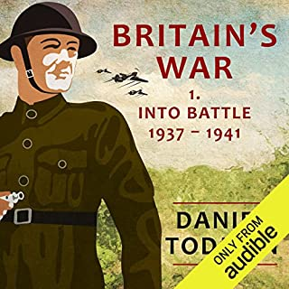 Britain's War cover art