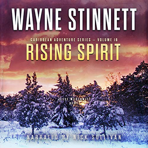 Couverture de Rising Spirit: A Jesse McDermitt Novel