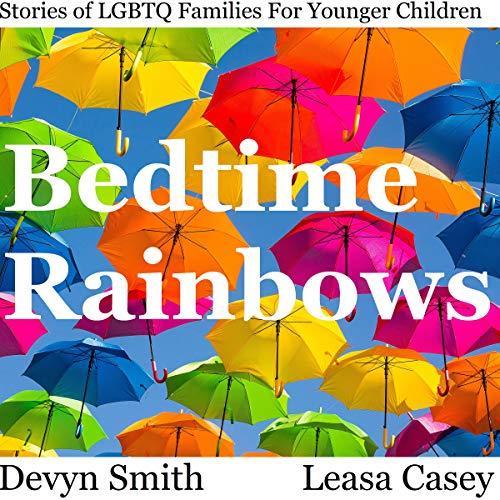 Bedtime Rainbows cover art
