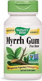 Nature'S Way Myrrh Gum 100 Cap ( 2 Pack )