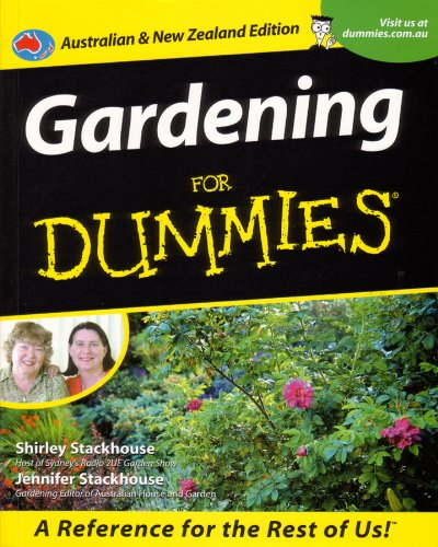 Gardening For Dummies (English Edition)