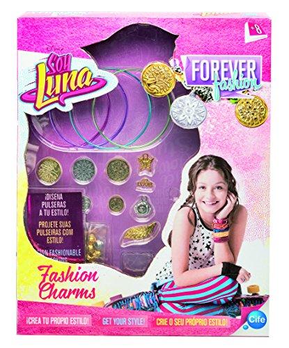 Soy Luna - Set diseña tus pulseras (Copywrite 790639/40539) , color/modelo surtido