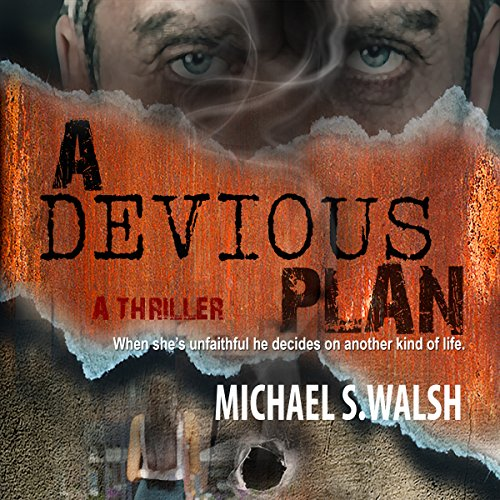 A Devious Plan audiobook cover art
