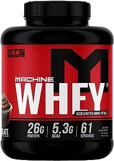 MTS Machine Whey Protein (5lbs., Chocolate)