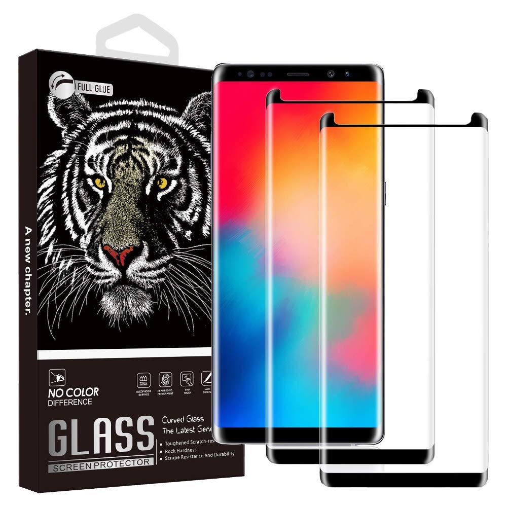 No-Bubble Samsung Screen Protector Tempered Glass, Scratch-Resistant Samsung Galaxy Screen Anti-Fingerprint