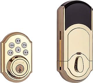 Kwikset SmartCode 910 Traditional Electronic Smart Lock Deadbolt Featuring SmartKey Security & Z-Wave Plus Technology, Wor...