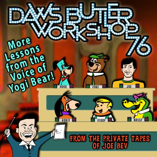 Daws Butler Workshop '76  Audiolibri
