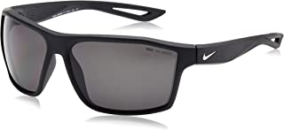 Nike Men's Rectangular Plastic Sunglasses