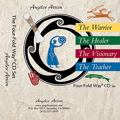 The Four-Fold Way audiobook cover art