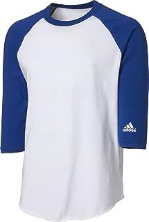 Adult Triple Stripe ¾ Sleeve Baseball Practice Shirt