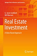 Real Estate Investment: A Value Based Approach (Springer Texts in Business and Economics)