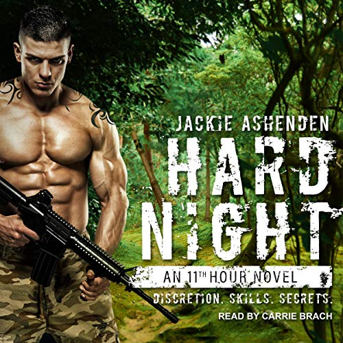 Hard Night Audiobook By Jackie Ashenden cover art