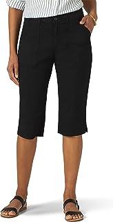 Women's Flex-to-go Utility Skimmer Capri Pant