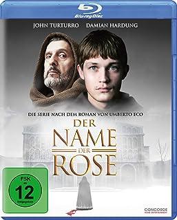 Der Name der Rose [Alemania] [Blu-ray]