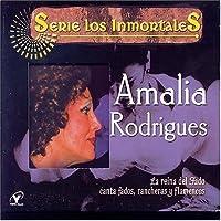 Reina Del Fado Canta Fados Rancheras by Amalia Rodrigues (2013-05-03)