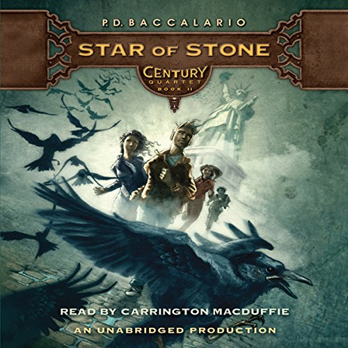 Century #2: Star of Stone audiobook cover art