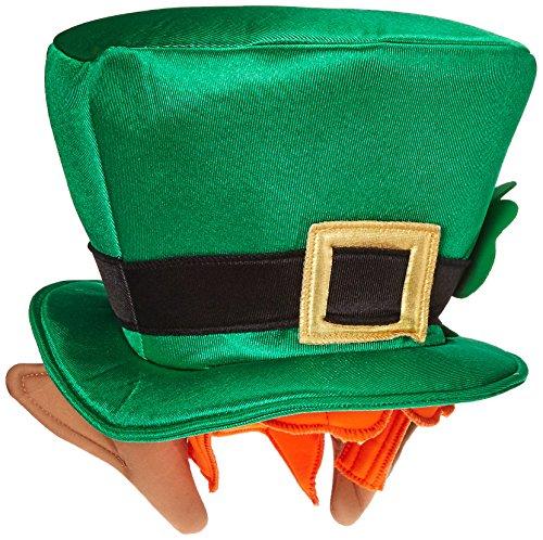 Rasta 6021 Leprechaun Top Hat avec les oreilles