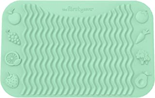 The First Years Finger Foods Placemat, Mint Green