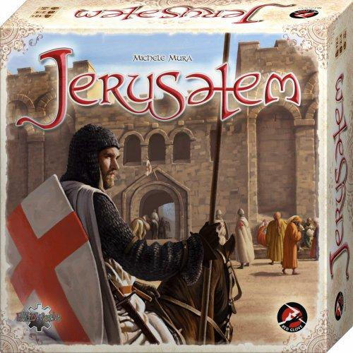 ABACUSSPIELE 54009 - Jerusalem
