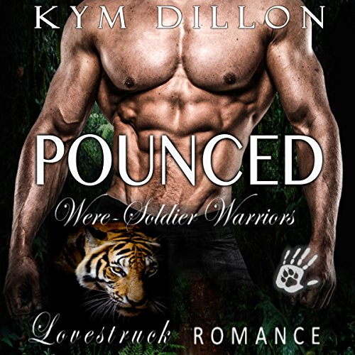 Pounced audiobook cover art