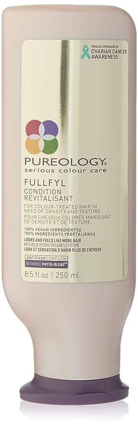 ダイエット出来事博物館ピュアロジー Fullfyl Condition (For Colour-Treated Hair) 250ml/8.5oz並行輸入品